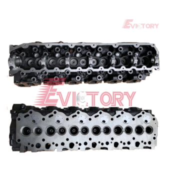 VOLVO engine cylinder head D7E cylinder block