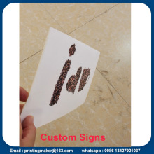 Outdoor PVC Foam Panel Board Sheets Signs Printing