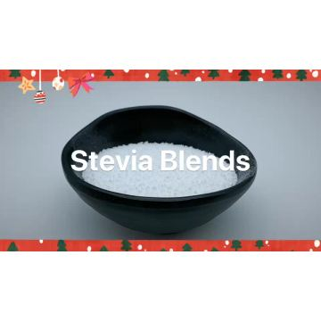 High potency Stevia blends for food and beverages