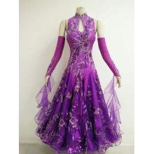 Excellent quality for Ladies Ballroom Prom Dress Ballroom dresses for children export to Falkland Islands (Malvinas) Supplier