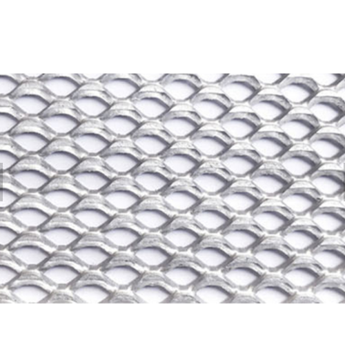 Aluminum metal roll mesh fabric security screen 6