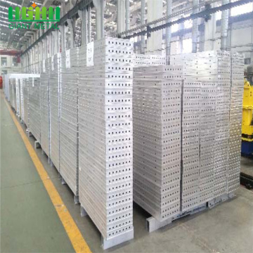 Recycle Clamps Concrete Aluminium Wall Formwork System