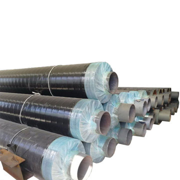 Steel Sleeve Steam Insulated Steel Pipe