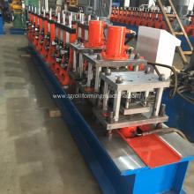 China for Palisade Fence Making Machine New Metal Fence Post Roll Forming Machine supply to South Korea Importers