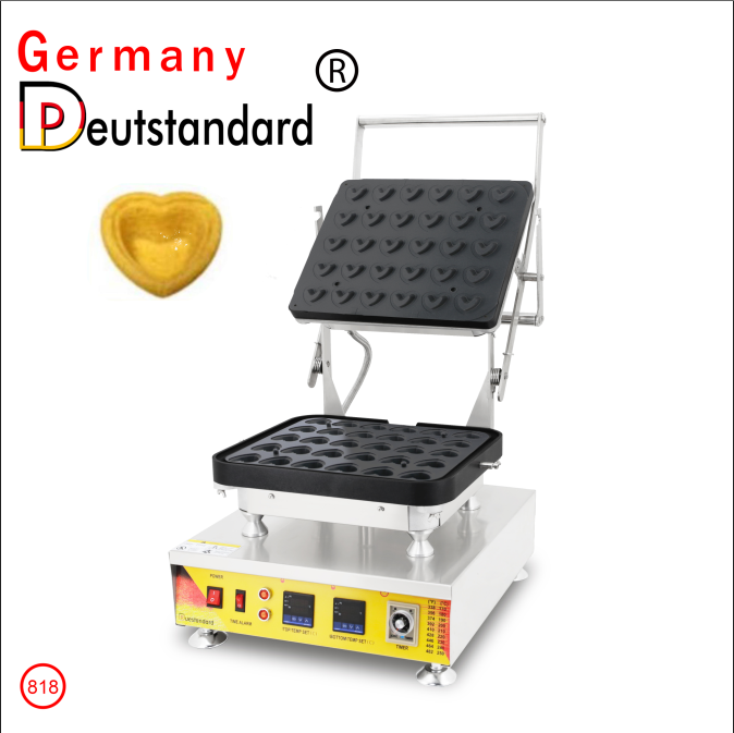 Heart Shape Egg Tart Shell Machine