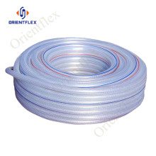 pvc braided flexible tubing use food grade