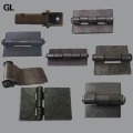 Top Selling Hinges for Trailer Door Parts