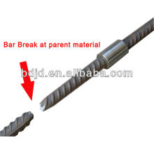 Steel rebar coupler(High Tensile Strength)