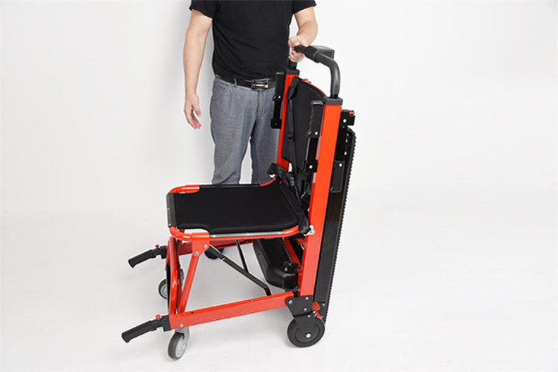 Ambulance stretcher china manufacturer for Motorized chair stair climber electric evacuation wheelchair electric wheelchair