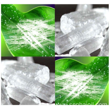 Natural menthol crystal price food grade