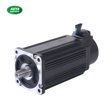 low price 48v 200w bldc motor with brake for mobile robot
