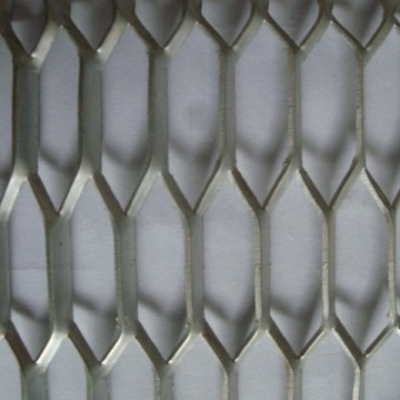 Stainless Steel Screen Protecting Expanded Metal Mesh