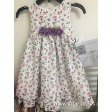 China Manufacturer for Girls Dresses flower girl dress party dress supply to Bosnia and Herzegovina Factory