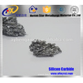 silicon carbide used in Iron foundry and steel mill