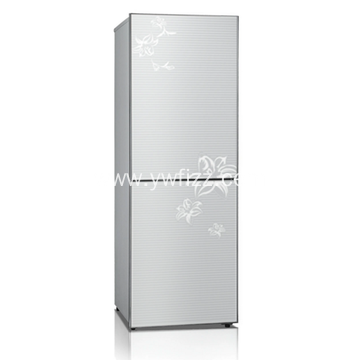 Cheapest Price for Energy Saving Solar Refrigerator 188L DC Household Double Door Solar Refrigerator supply to Bermuda Factories