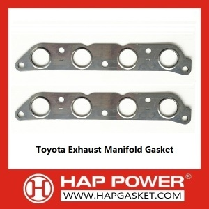 Discount Price for Exhaust Manifold Gaskets Toyota Exhaust Manifold Gasket supply to Venezuela Importers