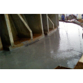 Epoxy resin grouting corrosion resistance