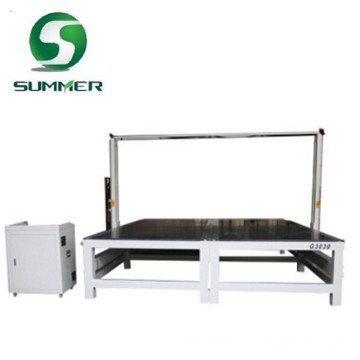 hotwire foam cutting table for eps panel cutting