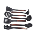 7pcs Nylon cooking tool set with pp handle