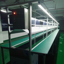 Customized for Offer Belt Conveyor Systems,Belt Conveyor,Portable Belt Conveyor From China Manufacturer Flat Belt Conveyor Smartphone Assembly Line export to Italy Supplier