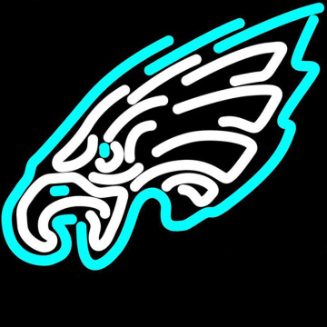 EAGLES LED NEON taa