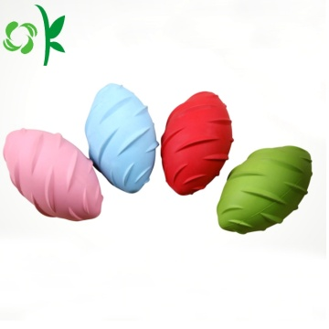 Rugby Pet Ball Tooth Cleaning Training Dog Toys