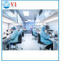 cleanroom iso class 8