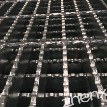 Serrated Grating & Plain Grating