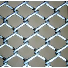 PVC chain link fence diamond fence
