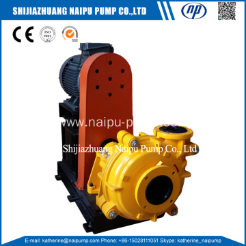6/4 D-AHR High Pressure Filter Press Slurry Pump