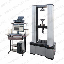 Tensile traction testing machinery