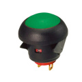 IP67 Waterproof Dustproof Momentary Push Button Switch