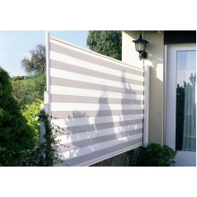 20 Years manufacturer for Sun Curtain In Polyester Waterproof Sunshade Side Awning export to Poland Wholesale