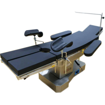 All-purpose stainless steel electric operation room bed