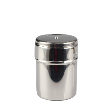 Stainless Steel Versatile Dredge Shaker Salt/Sugar Shakers