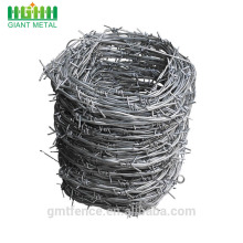 Security  Barbed Wire Fencing