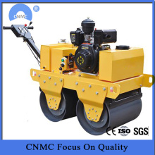Quality Inspection for Tandem Road Roller Full Hydraulic Vibratory Roller supply to Chile Factories