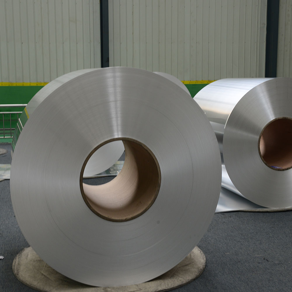 0.4 - 0.7mm thickness 3003-H18 Aluminum Coil