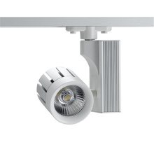 White LED Track light With COB Sharp