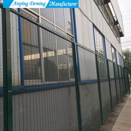 Welded  Metal 358 High Security Fence