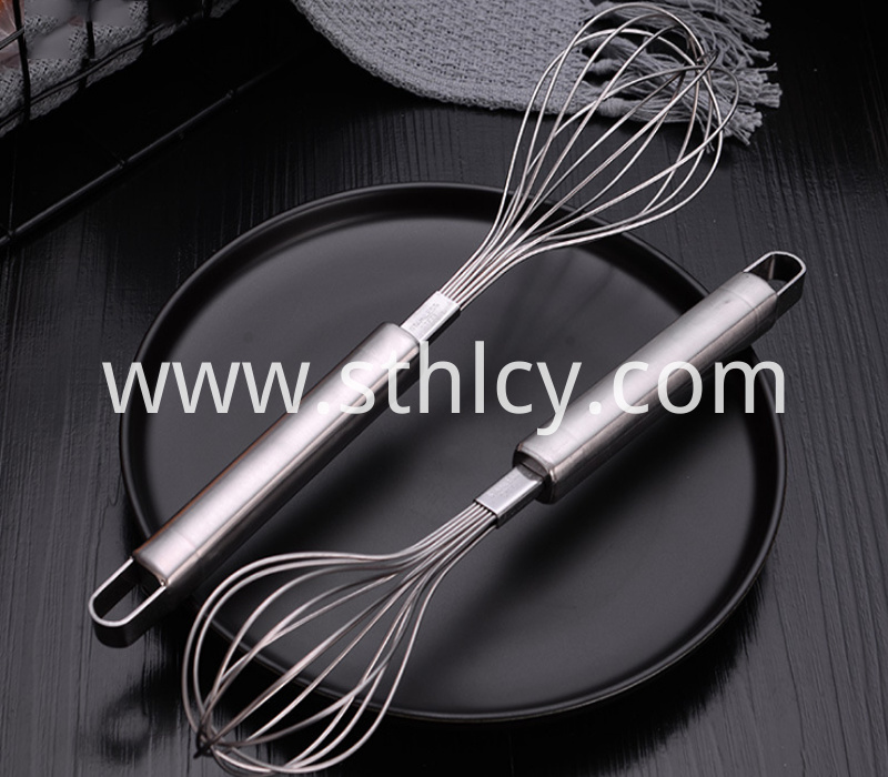 304 stainless steel egg beater