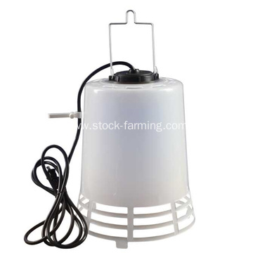 Poultry Equipment chicken Infrared heating lamp for pig