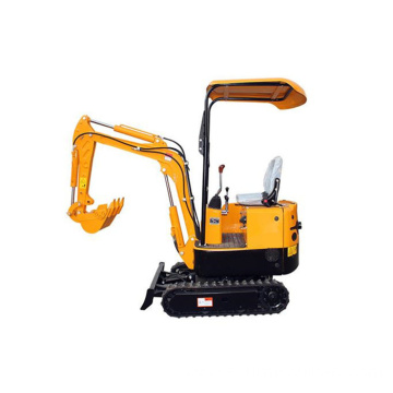 Construction bucket crawler hydraulic mini excavator price