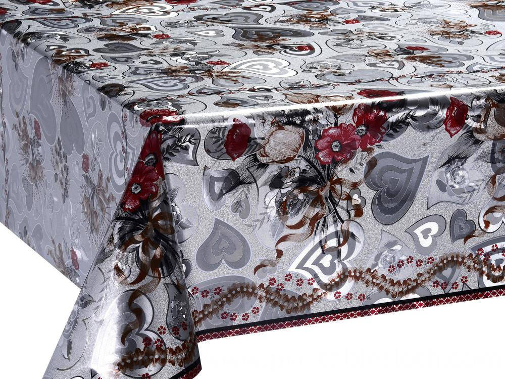Gold And Silver Tablecloths 5