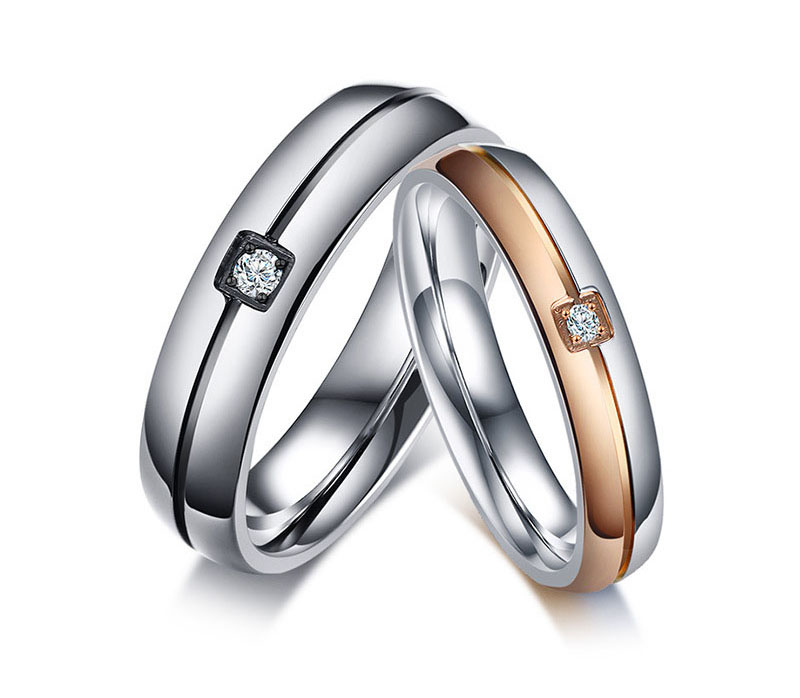 cheap wholesale wedding ring sets