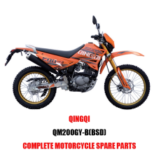 QINGQI QM200GY-B BSD Engine Parts Motorcycle Body Kits Spare Parts Original