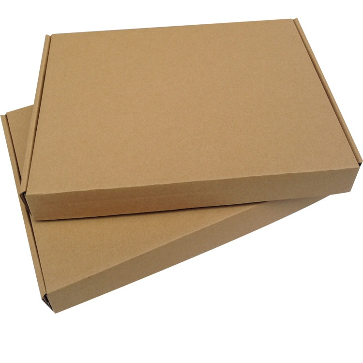Corrugated shipping carton box