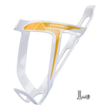 Road & Mountain Bicycle Water Bottle Cage Yellow