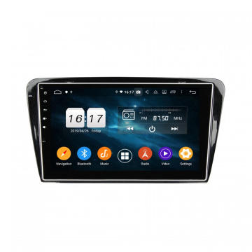 car stereo for Octavia 2014-2015