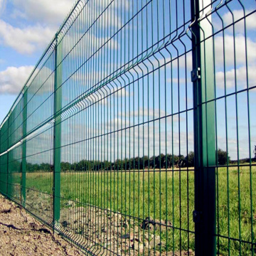 3D Bending Wire Security Fence Panels For Sale